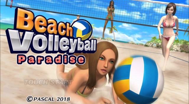 Beach Volley Ball Paradise