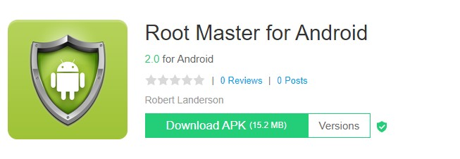 apk Root Master for Android