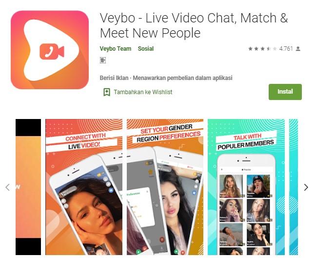 Aplikasi mirip BigoLive