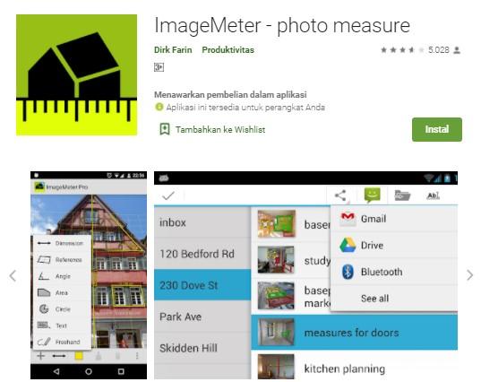 ImageMeter photo measure