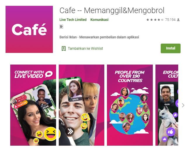 apk Cafe