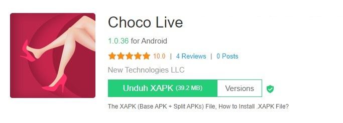 apk Choco Live