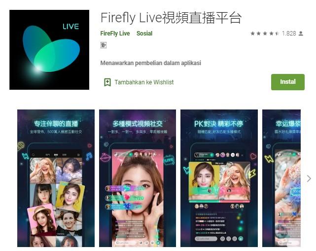 apk Firefly Live