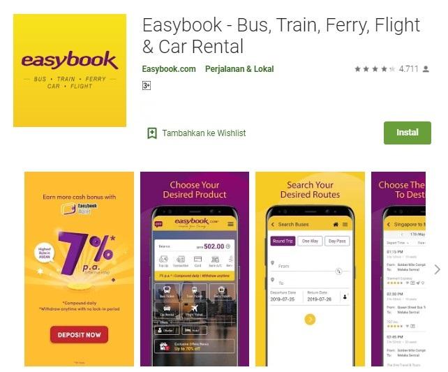 apk Easybook