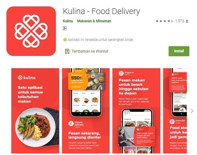 apk Food Delivery