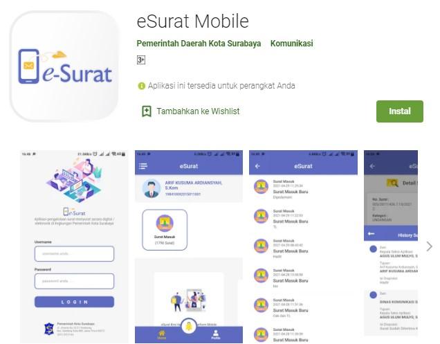 eSurat Mobile