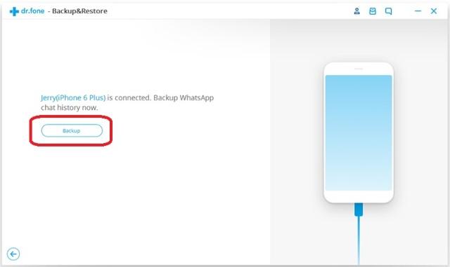 Cara Backup WhatsApp iPhone ke PC