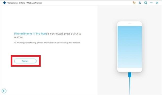Cara Transfer Data WhatsApp dari Android ke iOS