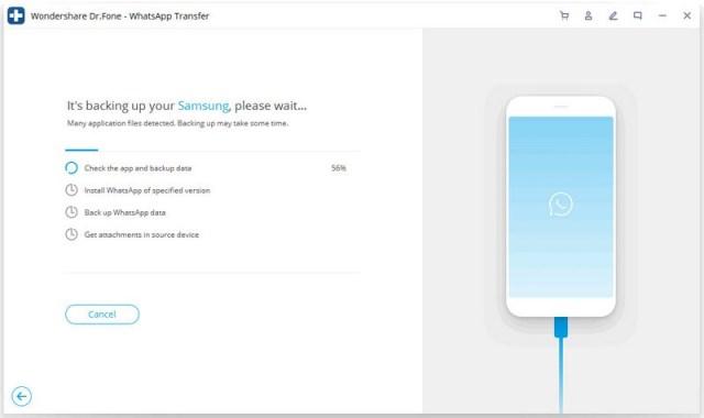 Cara Transfer WhatsApp Android ke iPhone gratis
